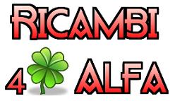Ricambi 4 Alfa